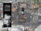 Kakemono André Malraux et son Musée Imaginaire