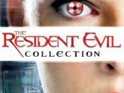Resident Evil (film series)