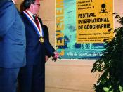 François Mitterrand au FIG