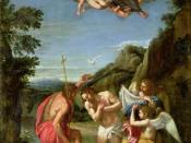 English: Baptism of Christ