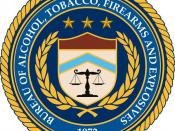 English: Official logo for the ATF