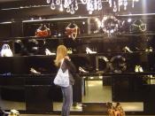 The Dolce & Gabbana shop in Via della Spiga, Milan