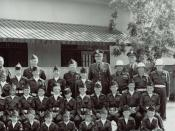 English: PAGE MILITARY ACADEMY school picture