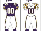 Minnesota Vikings uniform: 1996–2005