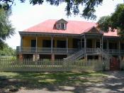 Laura Plantation House, Louisiana, 2001