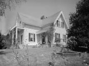 English: The Daniel Bigelow House in Olympia, Washington.