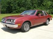 1978 Pontiac Sunbird Sport Coupe
