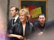 Jane Fonda @ The Tony Awards 2009