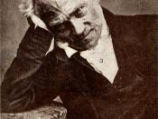 English: Picture from Arthur Schopenhauer