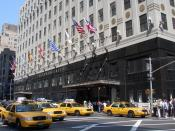 English: The flagship store of the Bloomingdale's department store chain on Lexington Avenue in New York City.
