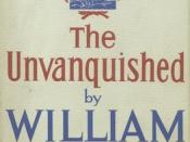 The unvanquished essays