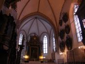 Church, tallin