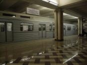 Kazan metro