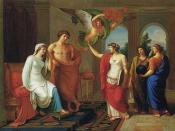 English: The Marriage of Peleus and Thetis
