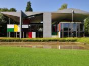 Centre Le Corbusier (Heidi Weber Museum) in Zürich-Seefeld ( )