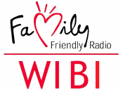 English: Official Log of Family Friendly WIBI Christian radio.
