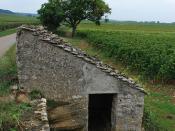 Mersault Vineyard Shack
