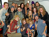 The 2008 cast.