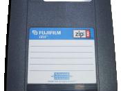 100MB Zip Disc for Iomega Zip, Fujifilm/IBM-branded