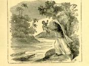 Engraving from the early 19th century by an artist associated with William Carey, (1761–1834), purporting to show infanticide committed by throwing an infant into the Ganges river. Uploaded by Fowler&fowler «Talk» 13:39, 9 September 2011 (UTC)