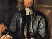 Jonathan Swift, one of the foremost prose satirists in the English language