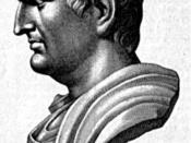 Bust of Mark Antony