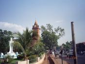 English: Bamako Cathedral, Mali