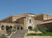 United Spirit Arena at Texas Tech University in Lubbock, Texas, US Category:Texas Tech University images