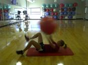 Personal Trainer Exercise
