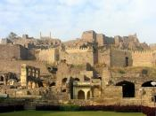 Golconda fort is the oldest existing structure in Hyderabad.