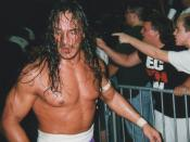 A photograph of Sabu taken at this show , October 4, 1998.