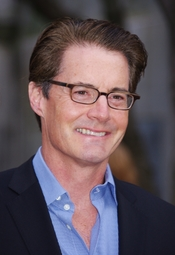 English: Kyle MacLachlan at the Vanity Fair party celebrating the 10th anniversary of the Tribeca Film Festival.