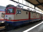 TCDD E52522 at Hyderpasa, Istanbul, Turkey