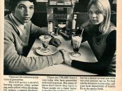 1972 Metropolitan Life Gonorrhea Advertising US News & World Report December 4 1972