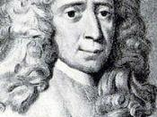 A painting of Montesquieu