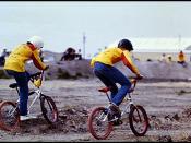 Bicycle Motocross  04