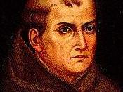 Spanish missionary Junipero Serra, native of Petra (Majorca), founder of California.
