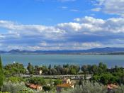 Ferruccio retired to his estate at Lake Trasimeno, continuing to manage his other businesses while pursuing personal interests
