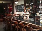 Caffe Barney: A cool hangout on South Granville