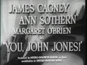 You, John Jones!