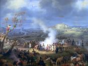 English: Bivouac on the Eve of the Battle of Austerlitz, 1st December 1805 Català: Bivouac la vigília de la batalla d'Austerlitz, el primer de desembre de 1805