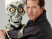 English: Jeff Dunham, American comedian, with his puppet / character