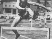 Babe Didrikson, 1932, Didrikson qualified for all five individual women's track and field events in 1932, but was allowed to compete in only three of them.