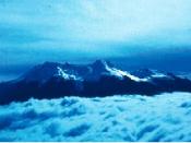 Image depicting Nevado del Huila. Public Domain Work US GOV agency USGS http://pubs.usgs.gov/pp/p1386i/colombia/huila.html