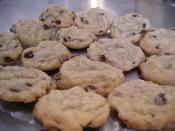 Best chocolate chip cookies I've made in decades.