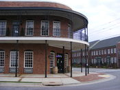 English: Southside neighborhood in Greensboro, North Carolina, United States.