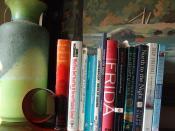 Books, Berger, Frida, Survival, Co-ops et al