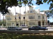 National Museum and Art Gallery, Frederick Street, Port of Spain
