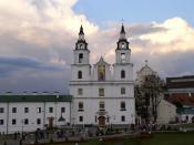 Holy Spirit Cathedral (Minsk), Belarus