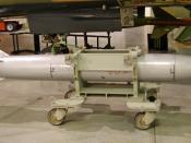 English: B61 Thermonuclear Bomb
